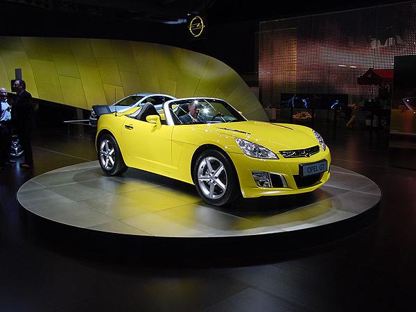 Opel Gt Pictures. Opel GT