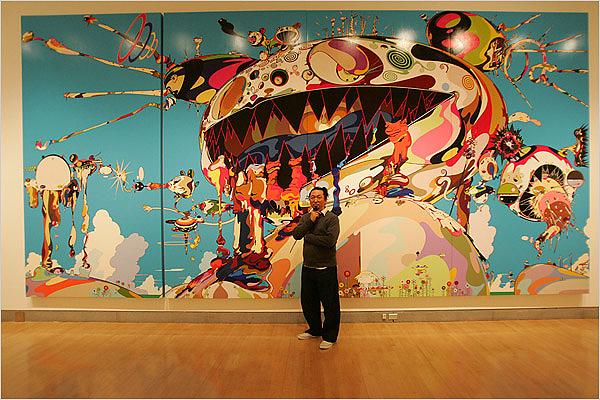 murakami_brooklyn_museum9