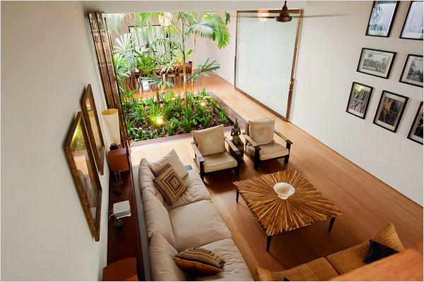shophouse singapore living room