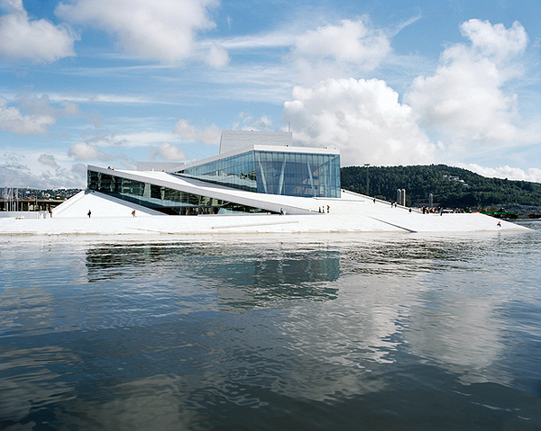 oslo norway national opera and ballet