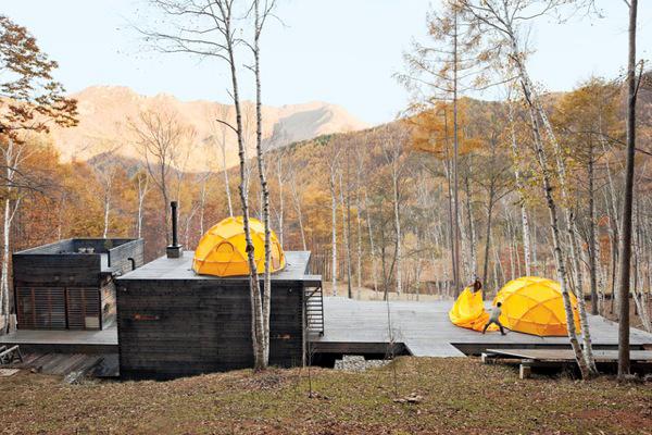 Kobayashi Residence Roof Tent