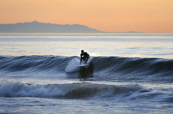 California surfing beaches designsigh for Surf fishing southern california