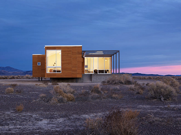 Nevada Desert Home
