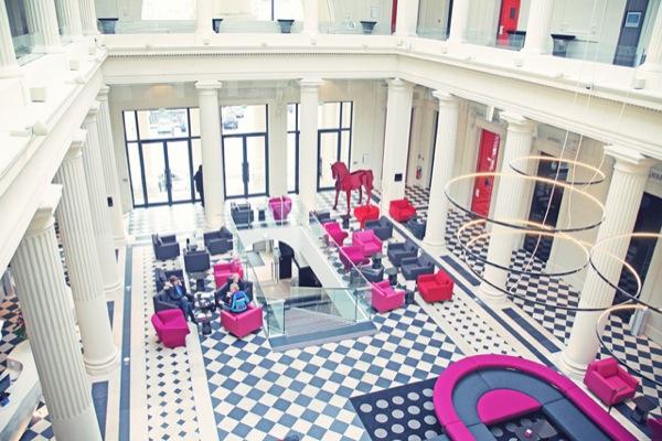 Radisson blu hotel nantes designsigh for Hotel design nantes