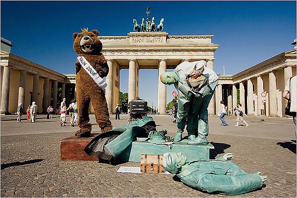 The Bradenburg Gate, Berlin
