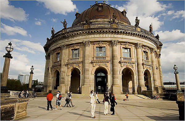 The Bode on Museum Island