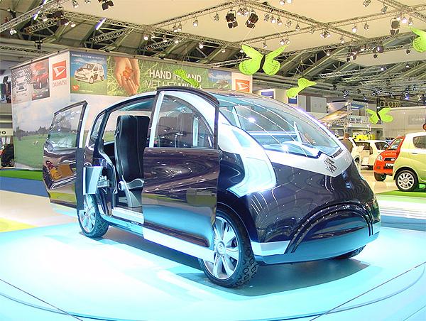 Suzuki Concept Ionis