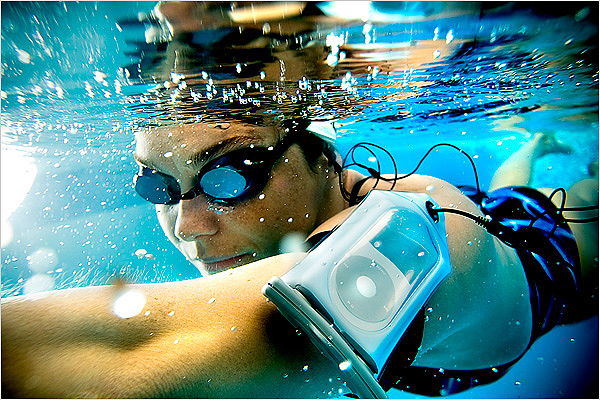 Waterproof MP3 Player 1