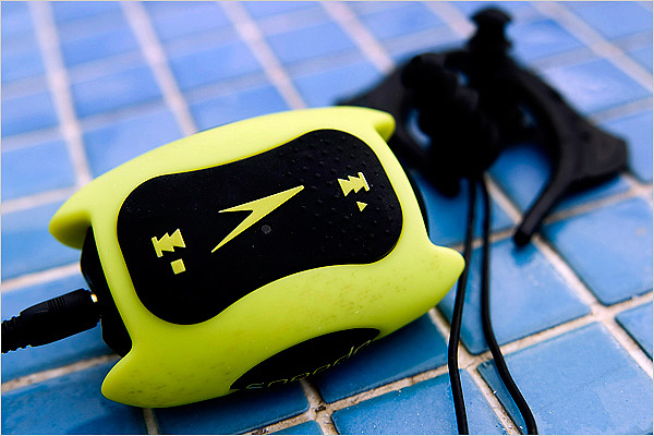 Waterproof MP3 Player 3