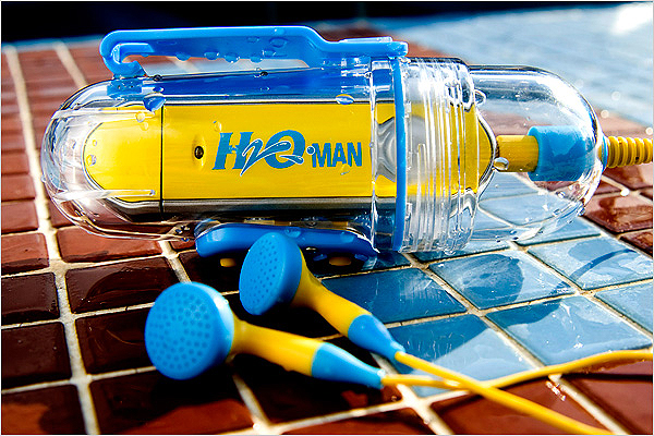 Waterproof MP3 Player 5