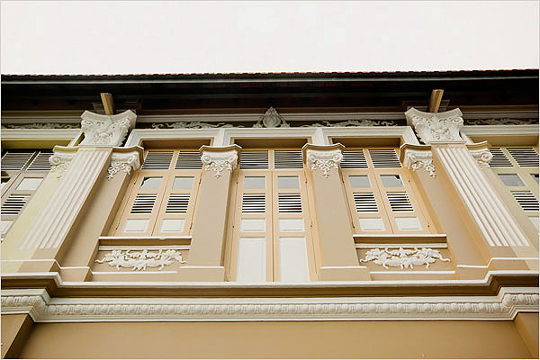 shophouse singapore facade