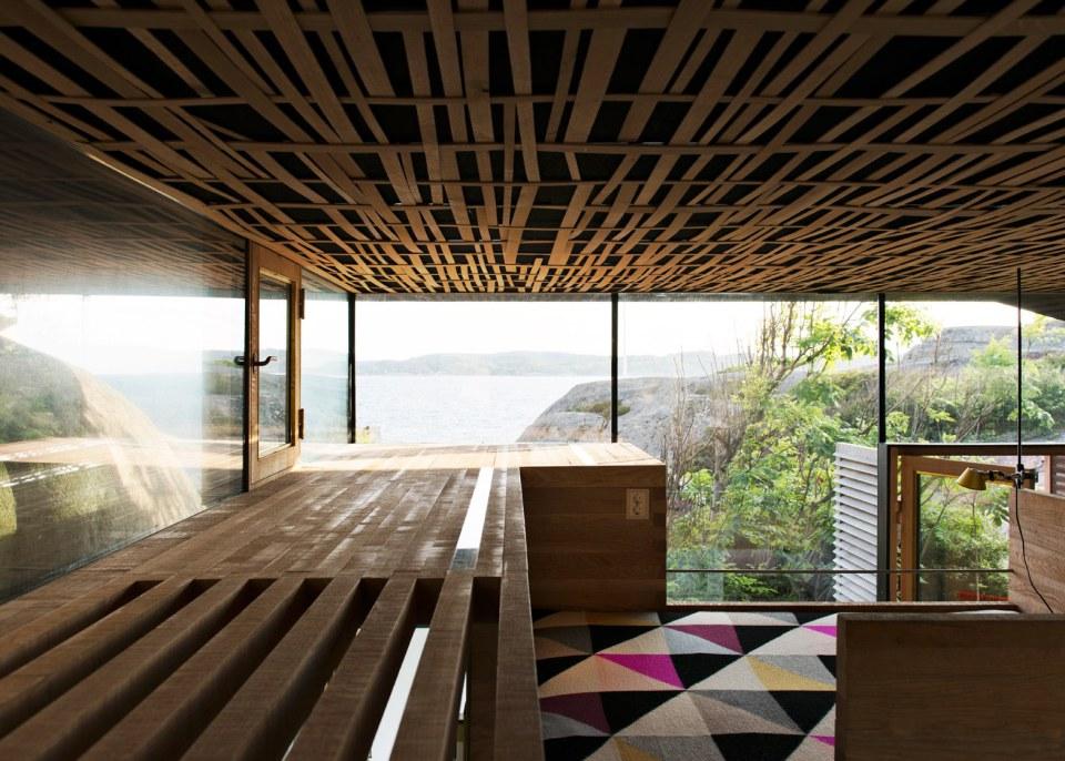 lund-hagem-cabin-knapphullet-sleeping-loft
